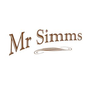 <span>Mr Simms Olde Sweet Shoppe</span><i>→</i>