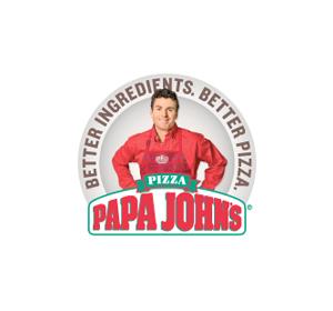 <span>Papa John's Pizza</span><i>→</i>